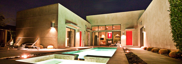 Palm Springs Luxury Rentals by Oasis Rentals