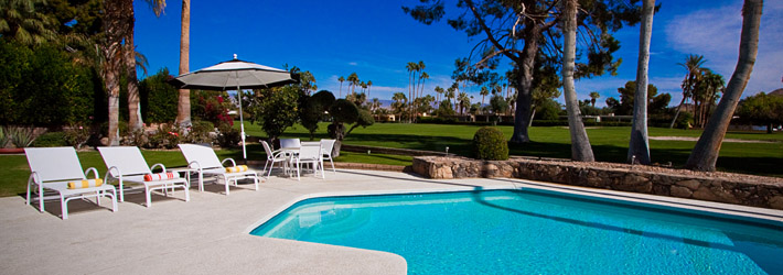 Palm Springs House Rentals by Oasis Rentals