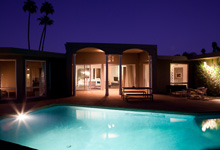 Canyon Estate vacation rental home by Oasis Rentals in Palm Springs