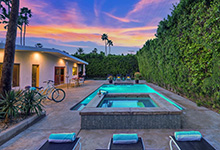Palm Springs modern vacation rental home by Oasis Rentals - Monterey house