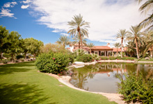 Luxury Estate Rental by Oasis Rentals in Indio