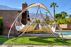 Atomic Garden Luxury Vacation Rental by Oasis Rentals