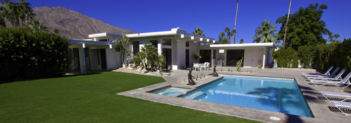 palm springs rentals by Oasis Rentals