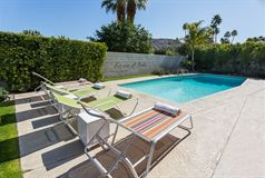 Caliente House Luxury Vacation Rental in Canyon Estate by Oasis Rentals in Palm Springs