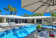 Casa Lola vacation rental palm springs